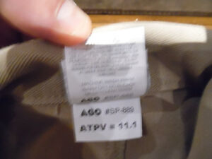 Women's Coveralls Overall by AGO Size W12 INDURA UltraSoft New Kitchener / Waterloo Kitchener Area image 6