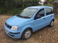 2012 Fiat Panda 1.2 ( Euro V ) Active petrol manual in blue