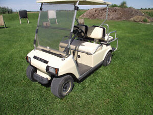 voiturette car golf