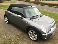 2005 MINI 1.6 Cooper S Convertible 2dr Petrol Automatic (216 g/km, 170 bhp)