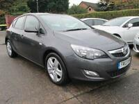 2012 12 Vauxhall Astra 1.7 CDTi EcoFlex Exclusive Start Stop