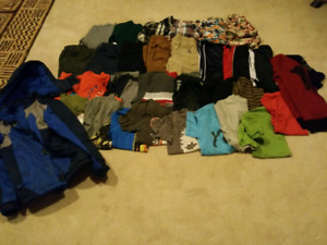 Boys Size 7-8 Clothing Lot