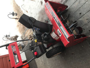 "Mastercraft 26"" snowblower"