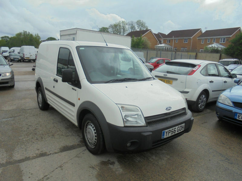 ab35e65810 Ford Transit Connect 1.8TDdi ( 75PS ) Low Roof Van T200 SWB LX - 2006 56-REG