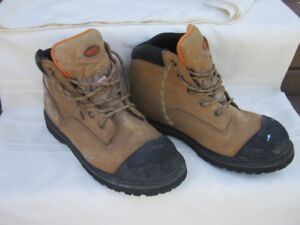 Men's Size 13 CSA Steel Toe Work Boots (Kodiak Timberline)