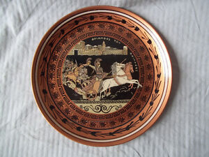 Greek - Copper Plates