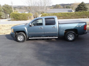 2009 Chevy Silverado - 4 door