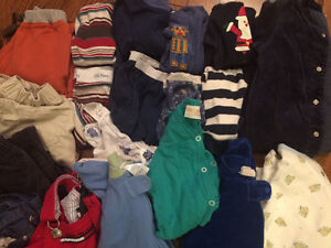 Boys Clothing Size 6-12 mos (Sold as a lot) London Ontario image 2
