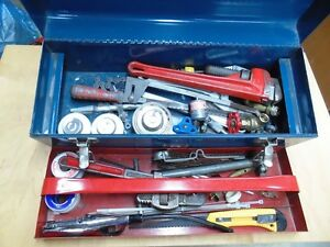 Assorted Job Kits - Toolbox & Contents Included London Ontario image 5