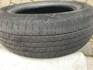 All season Tires for Prius - slightly used