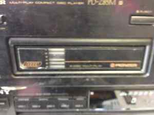 PIONEER CD PLAYER 6 DISC CHANGER