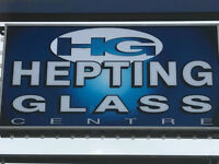 Wanted Fulltime Glazier Position for Glass Shop