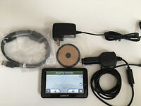"Garmin nüvi 2455LMT 4.3"" GPS with LIFETIME maps and traffic!"