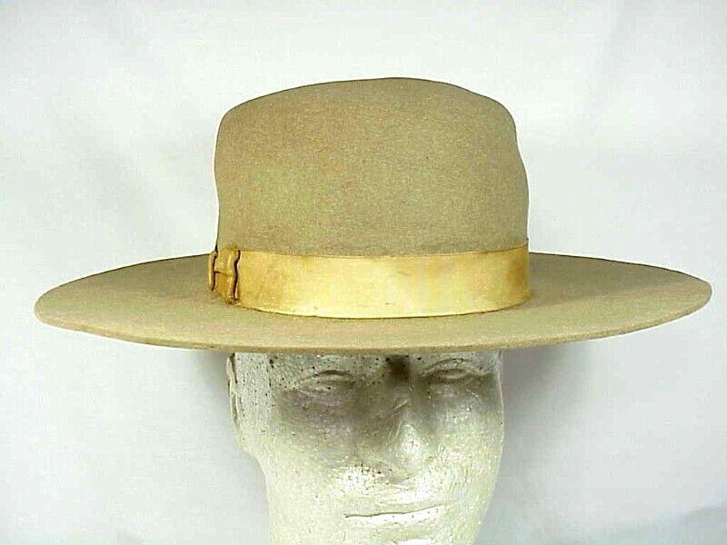 Vintage COWBOY HAT (Boss Of The Plains)