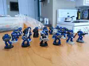 Warhammer 40K Space Marine Lot