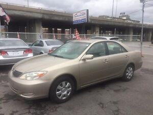 Toyota Camry 4dr Sdn 2002