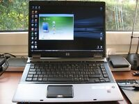 LAPTOP - HP 6730B, INTEL CORE 2, 2 2.4GHz 2GB 250GB WINDOWS 7 CD-DVDRW WIFI BLUETOOTH COMPLETE.....