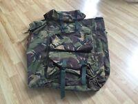 CAMO CARP BAG