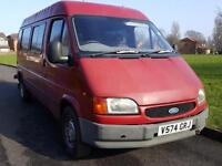 Ford TRANSIT TD + 15 SEATER MINIBUS + HIGH ROOF + MWB + IDEAL EXPORT