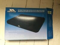 Trespass Double Flocked Air Bed.