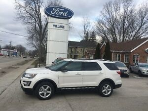 2016 Ford Explorer XLT SUV, 4x4 brand new sunroof power liftgate