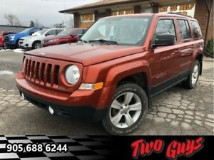 2012 Jeep Patriot North  - 4wd - Cruise