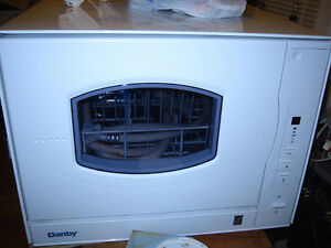 Danby Countertop Electronic Dishwasher : FOR $199.00 NO TAX The Danby? countertop electronic dishwasher ...