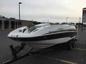 2008 BRP SEA DOO ISLANDIA 22' (12 PASS, 430 HP ROTAX SUPERCHARGE
