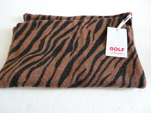 Women cable knit animal print infinity scarf Brand new with tag London Ontario image 5