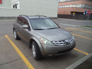 2004 Nissan Murano SE Remote Started AWD.