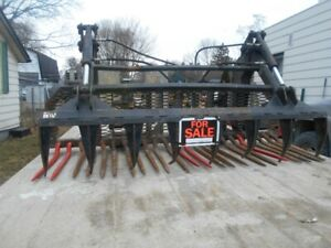"""Horst Welding Stone Fork 96"""" with grapple"""