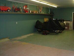 Entreposage / remisage d'hiver pour motos