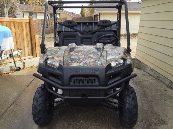 Used 2012 Polaris Ranger 800 XP