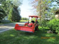Tracteur Kubota B26 diésel...
