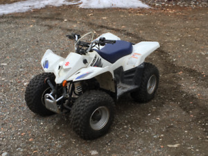 2006 Suzuki LT Z50 QuadSport SOLD