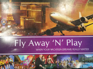 Vegas Vacation Package (flights and hotel)