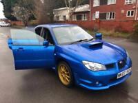 Subaru Impreza 2.0 R Sport. NON TURBO STI REPLICA. MAIN DELAER HISTORY. 6 STAMPS