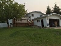 Cold Lake - 4 Bedroom House for Rent