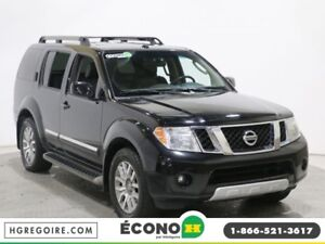 2010 Nissan Pathfinder LE AWD FULL EQUIP AUTO AC GR ELECT CUIR T