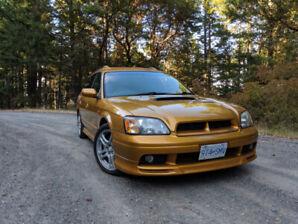 1998 Subaru Legacy GT-B 2.0L Twin Turbo 5-Speed