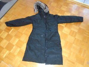 Manteau d'hiver North Face pour femme