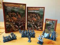 Warhammer fantasy, Hommes-Bêtes