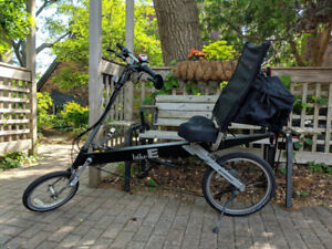 BikeE CT (Recumbent Bicycle)