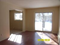 2 bedroom  Available  Oct.1