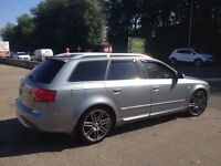 2005 Audi A4 1.9 tdi sline estate for sale or swap for 5 series