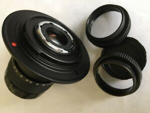 25mm/1.4 CCTV lens for Olympus/Panasonic M4/3