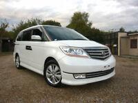 FRESH IMPORT NEW SHAPE HONDA ELYSION PRESTIGE 2.4 VTEC AUTO 8 SEATER LUXURY MPV