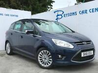 2011 61 Ford C-MAX 2.0TDCi ( 140ps ) Powershift Titanium for sale in AYRSHIRE