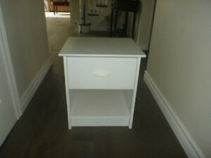 An Ikea Nightstand and more