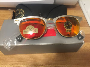 CLUBMASTER sunglasses Ray Ban